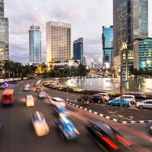 On the fast track: Indonesia's car sales and need for energy