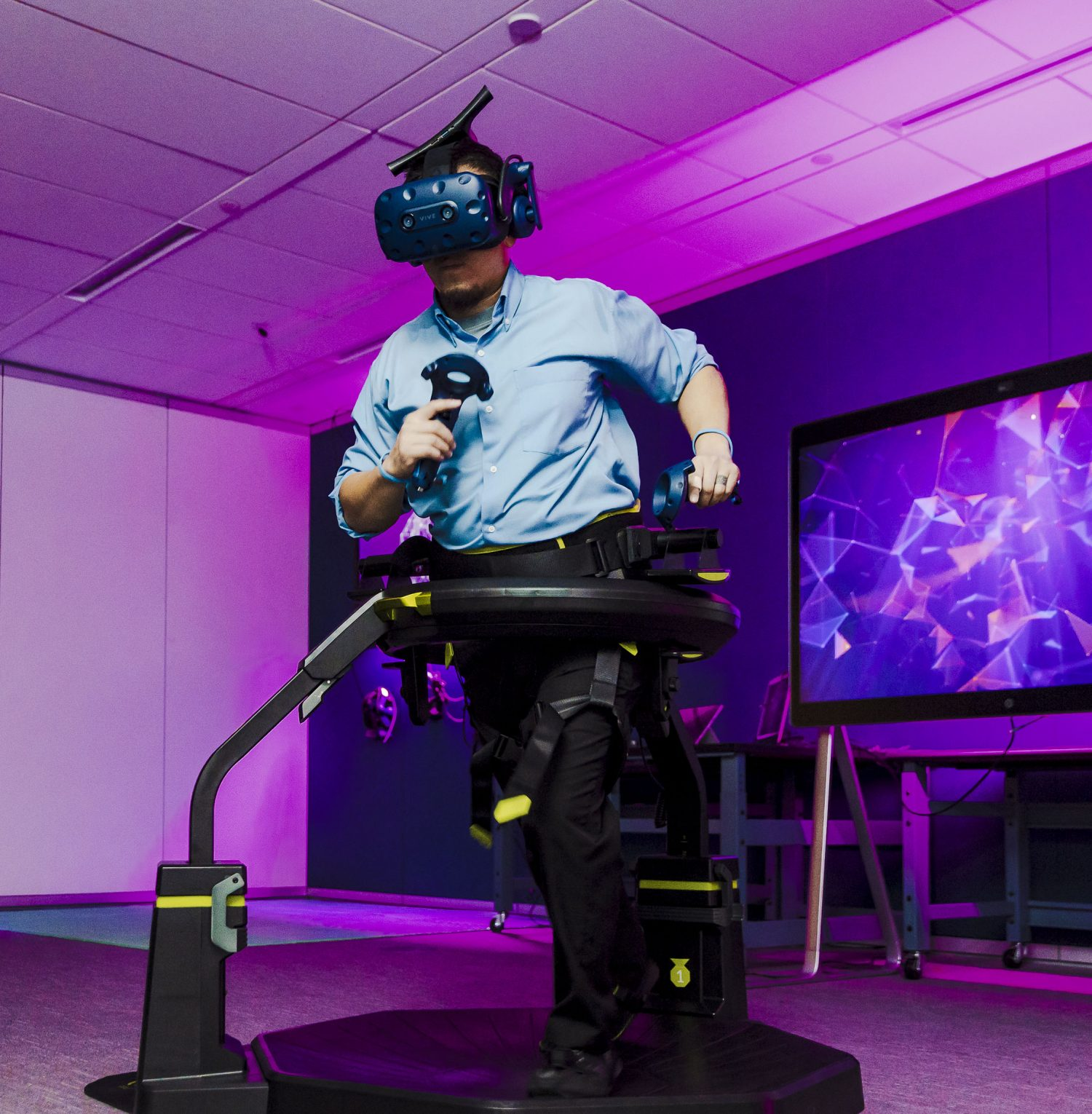 Safety training gets a dose of virtual reality