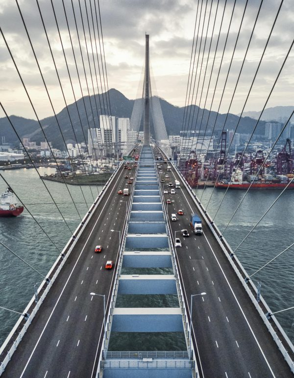 The road to 2040: What's fueling transportation growth